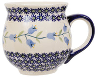 Large Belly Mug (Lily of the Valley)