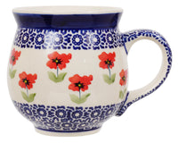 Large Belly Mug (Poppy Garden)