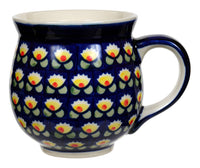 Large Belly Mug (Tulip Azul)