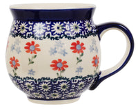 Large Belly Mug (Summer Blossoms) | K068T-P232