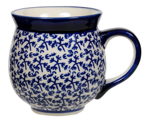 Large Belly Mug (Blue Thicket)
