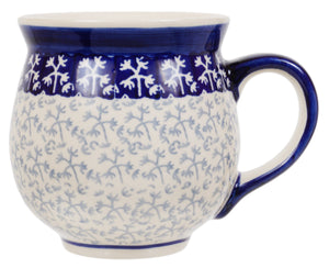 Large Belly Mug (Frosty Thicket)