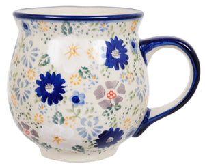 Large Belly Mug (Scattered Petals)