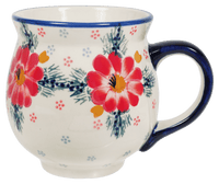 Large Belly Mug (Zinnia Zest)