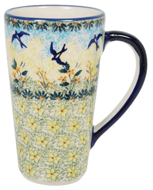 John's Mug (Soaring Swallows)