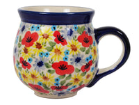 The Medium Belly Mug (Sunlit Blossoms)
