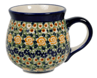 The Medium Belly Mug (Perennial Garden) | K090S-LM