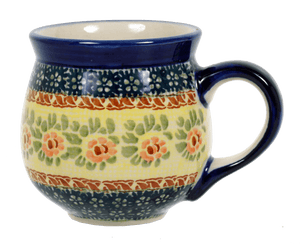 The Medium Belly Mug (Bountiful Blossoms)