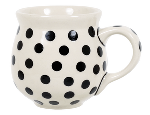 The Medium Belly Mug (Peppercorn)