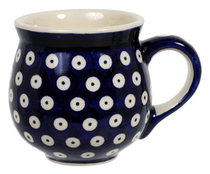 The Medium Belly Mug (Dot to Dot)