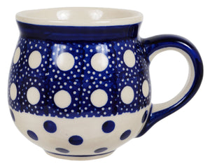 The Medium Belly Mug (Polka Dot Party)