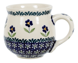 The Medium Belly Mug (Forget Me Not)