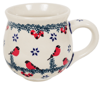 The Medium Belly Mug (Red Bird) | K090T-GILE