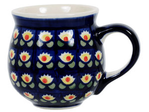 The Medium Belly Mug (Tulip Azul)