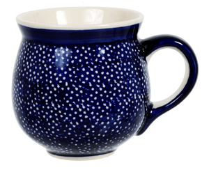 The Medium Belly Mug (Night Sky)