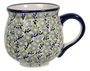 The Medium Belly Mug (Floral Revival Pastel)