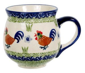 The Medium Belly Mug (Chicken Dance)