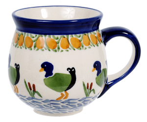 The Medium Belly Mug (Ducks in a Row)