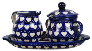 Cream and Sugar Set (Torrent of Hearts)