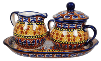 Cream and Sugar Set (Butterfly)