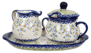 Cream and Sugar Set (Garden Stroll)