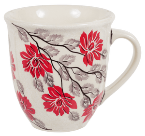 The Large Mars Mug (Evening Blossoms)