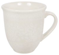 The Large Mars Mug (Duet in Lace)
