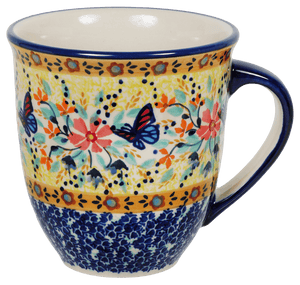 The Large Mars Mug (Butterfly Bliss)