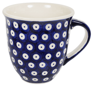 The Large Mars Mug (Dot to Dot)