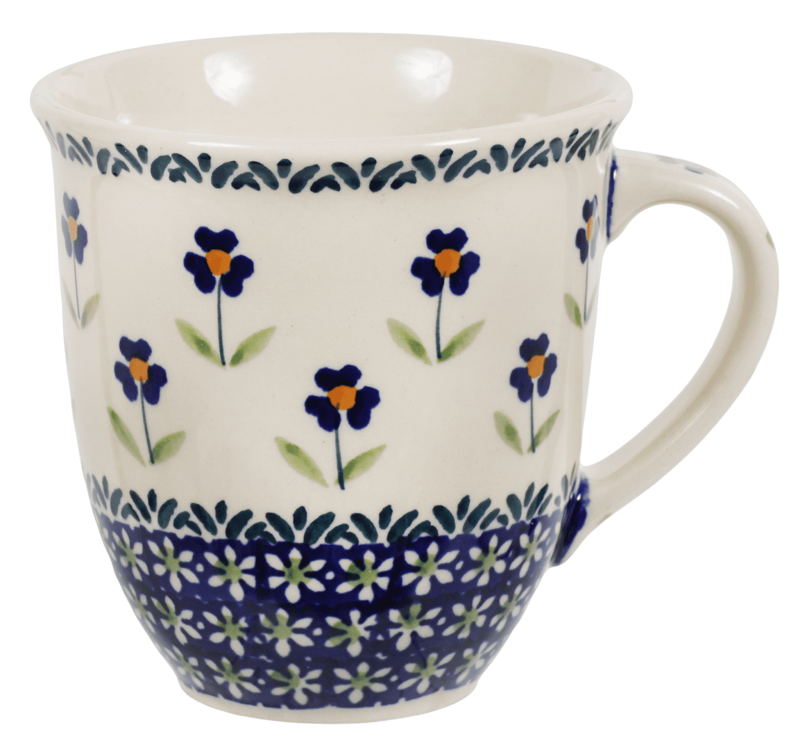 The Large Mars Mug (Forget Me Not)