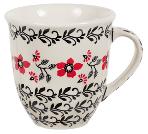 The Large Mars Mug (Scarlet Garden)