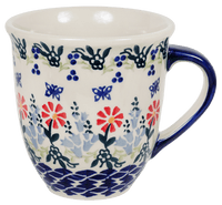 The Large Mars Mug (Butterfly Blossoms)