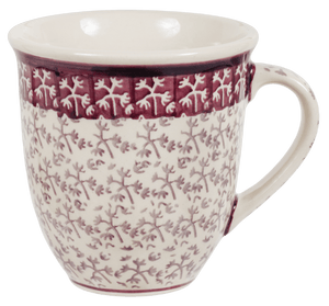 The Large Mars Mug (Merlot Thicket)