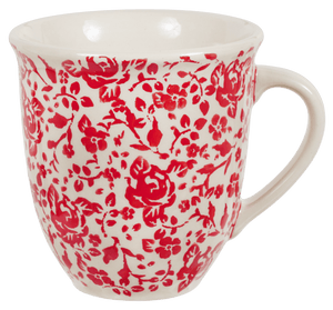 The Large Mars Mug (Rose - Floribunda)