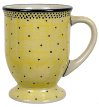 Big Cappuccino Cup (Sunshine Blue Speckle) | K112U-PP04