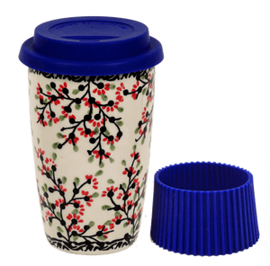 Travel Mug (Cherry Blossom)