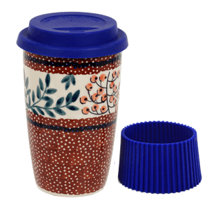 Travel Mug (Jungle Berries)