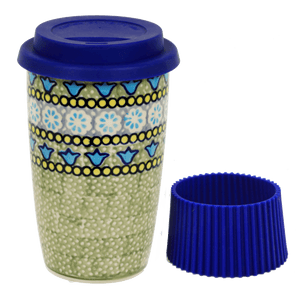 Travel Mug (Blue Bells)