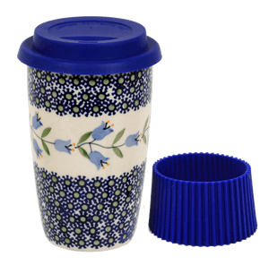 Travel Mug (Lily of the Valley)