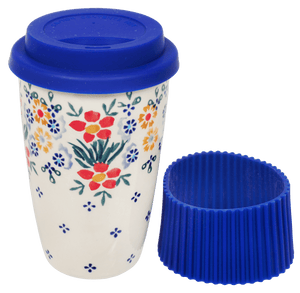 Travel Mug (Fresh Flowers)