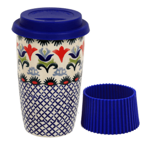 Travel Mug (Scandinavian Scarlet)