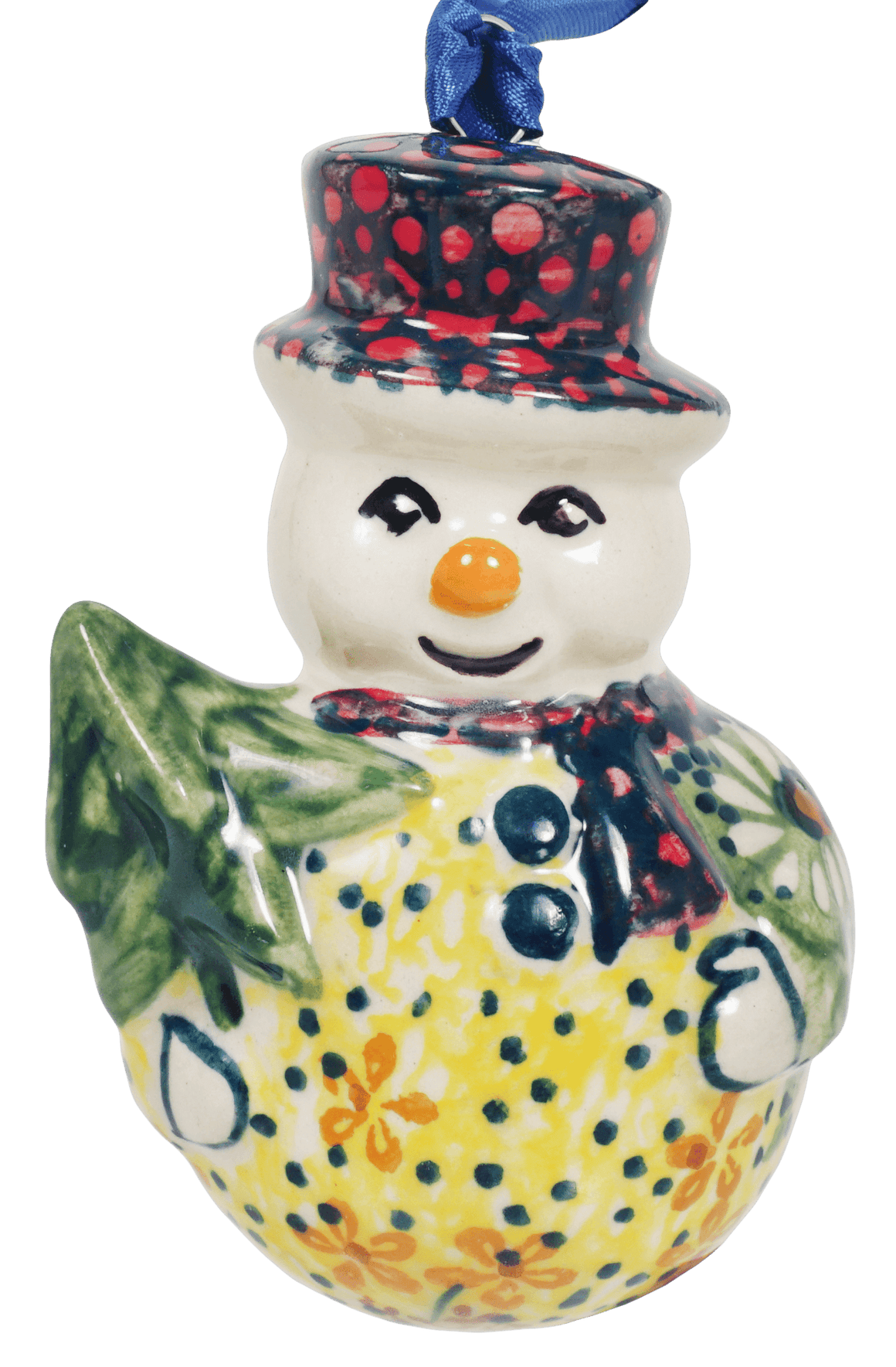 Snowman Ornament (Sunshine Grotto)