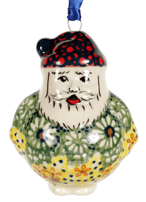 Santa Ornament (Sunshine Grotto)