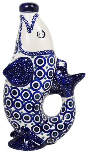 Fish-Shaped Carafe (Eyes Wide Open)