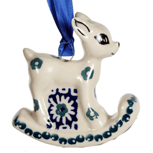 Fawn Ornament (Summer Blossoms)