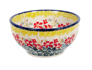 "5.25"" Tapered Bowl (Sunshine Blossoms)"