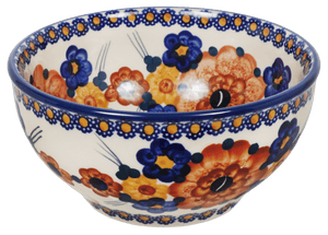 "5.25"" Tapered Bowl (Bouquet in a Basket)"
