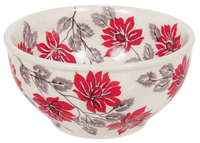 "5.25"" Tapered Bowl (Evening Blossoms)"