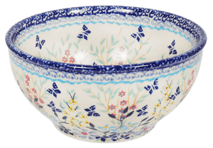 "5.25"" Tapered Bowl (Butterfly Bounty)"