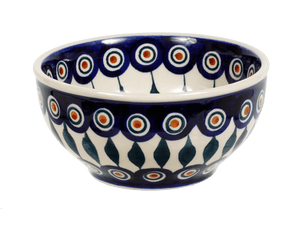 "5.25"" Tapered Bowl (Peacock)"